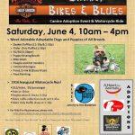 Barks, Bikes & Blues